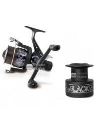 Mulinello All Black 60 Doppia Frizione