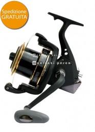Mulinello Alcedo Black Surf 12000