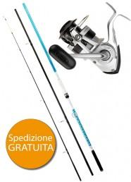 Combo Daiwa Procaster 4.20 m+Sweepfire E 5000