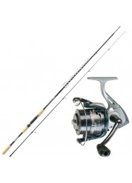 Combo Spinning Tanager Spin 2.40 m+Dayton 4000 FD Spooled