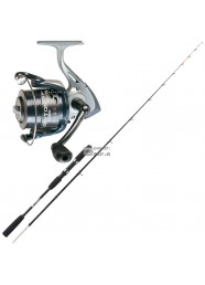 Combo Pesca Barca Tanager Squid 1.80m+Dayton FD 5000