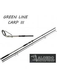 Canna Alcedo Green Line Carp III 3.60 m 3 Lb