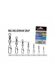 Girella Rolling German con Moschettone Trabucco Art 10067160