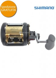 Mulinello Shimano TLD 20 A 2 Speed