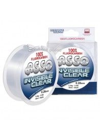 Filo Fluorocarbon Asso Invisible Clear