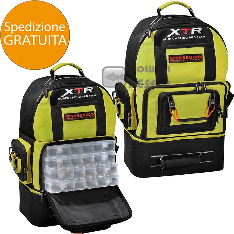 Zaino Borsa Serie XTR Trabucco 04842050