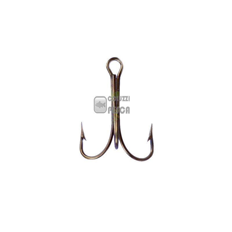 Ancorotti Mustad 3551 Bronze n 6