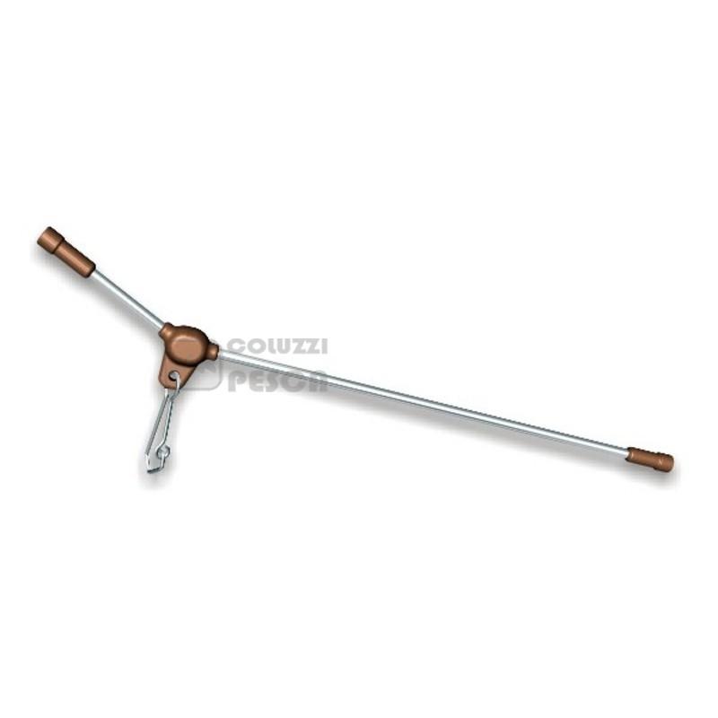 Antitangle Metallo 2 Pezzi Stonfo 10 cm Art 362