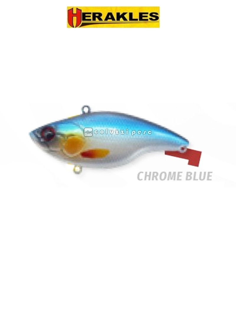 Artificiale Herakles Blaze 73 Silent Chrome Blue