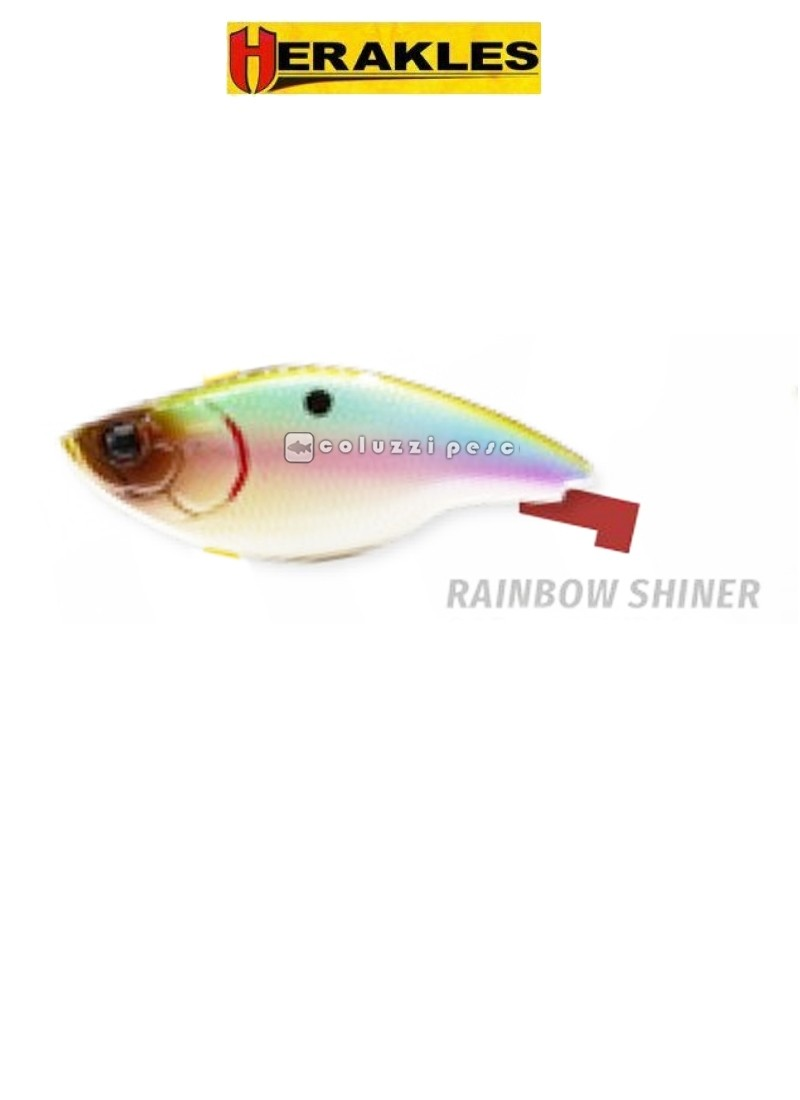Artificiale Herakles Blaze 73 Silent Rainbow Shiner