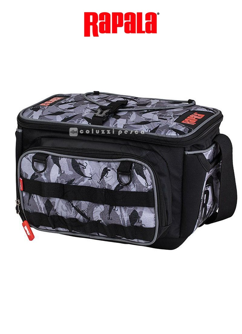 Borsa Rapala Lurecamo Tackle Bag Lite