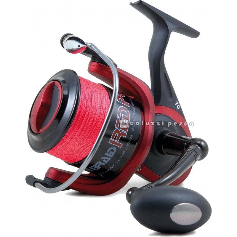 Mulinello Braid Red Power II 70