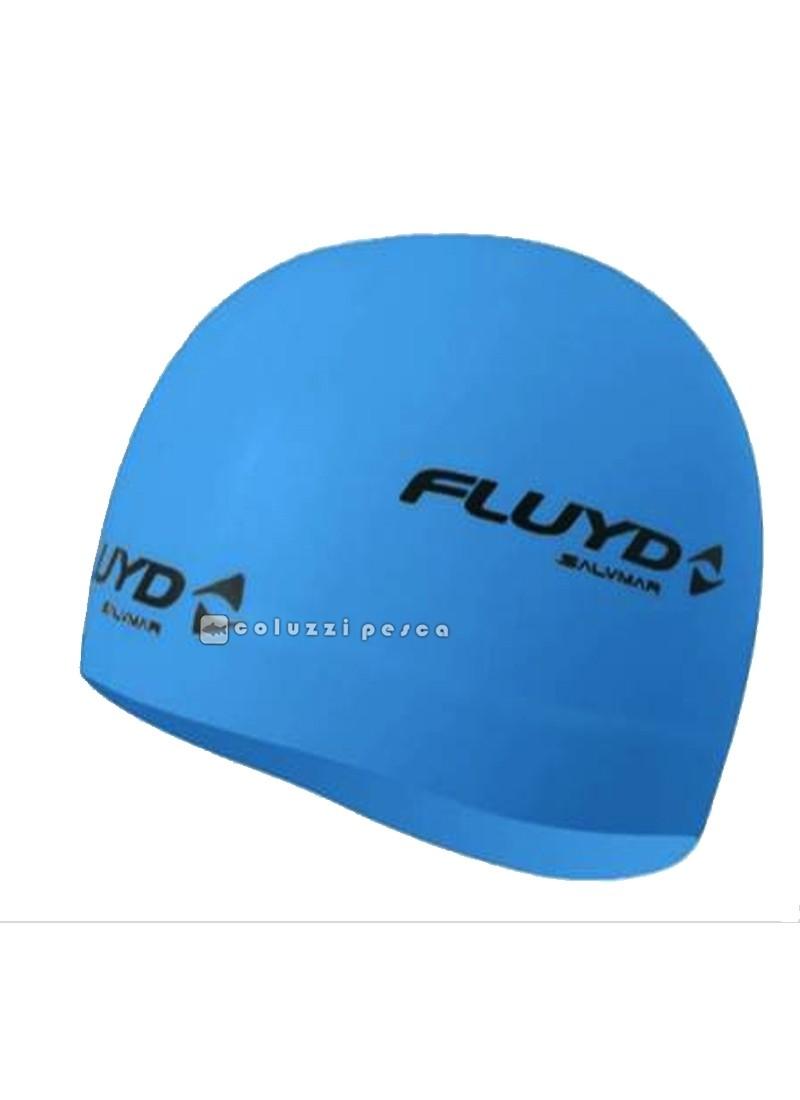 Cuffia Nuoto Fluid Salvimar 3D