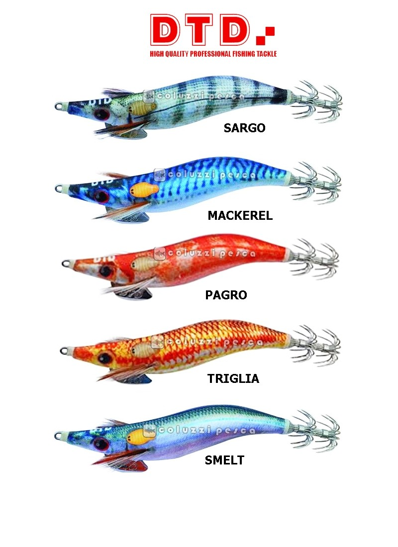 Totanara DTD Real Fish Oita 3.0 Triglia
