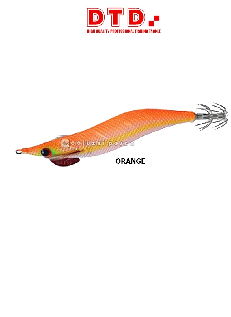 Totanara DTD Retro Oita 3.0 Orange