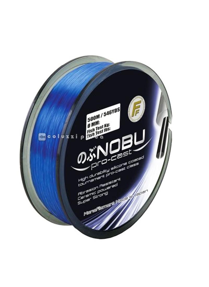 Filo Nobu Pro Cast Blue 500 m