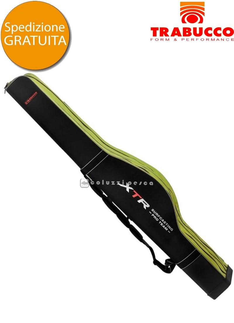 Fodero Porta Canne Rigido Trabucco XTR 2+1
