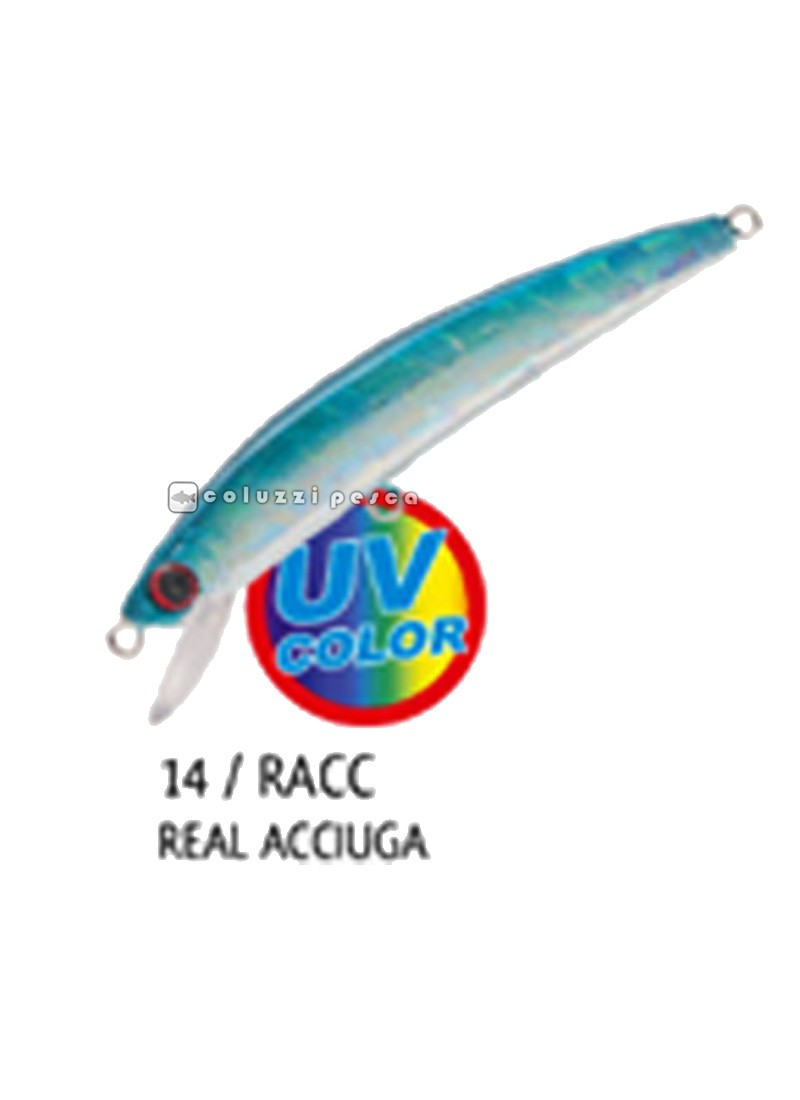 Artificiale Rapture Hiroshi Minnow 70 UV Color RACC