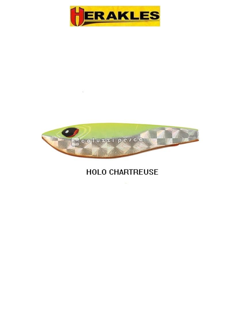 Artificiale Herakles Kutter Jig Holo Chartreuse