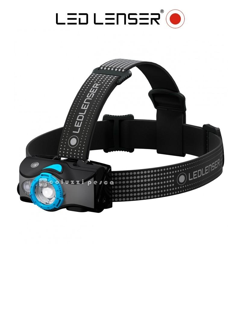 Lampada Frontale Led Lenser MH7 Ricaricabile