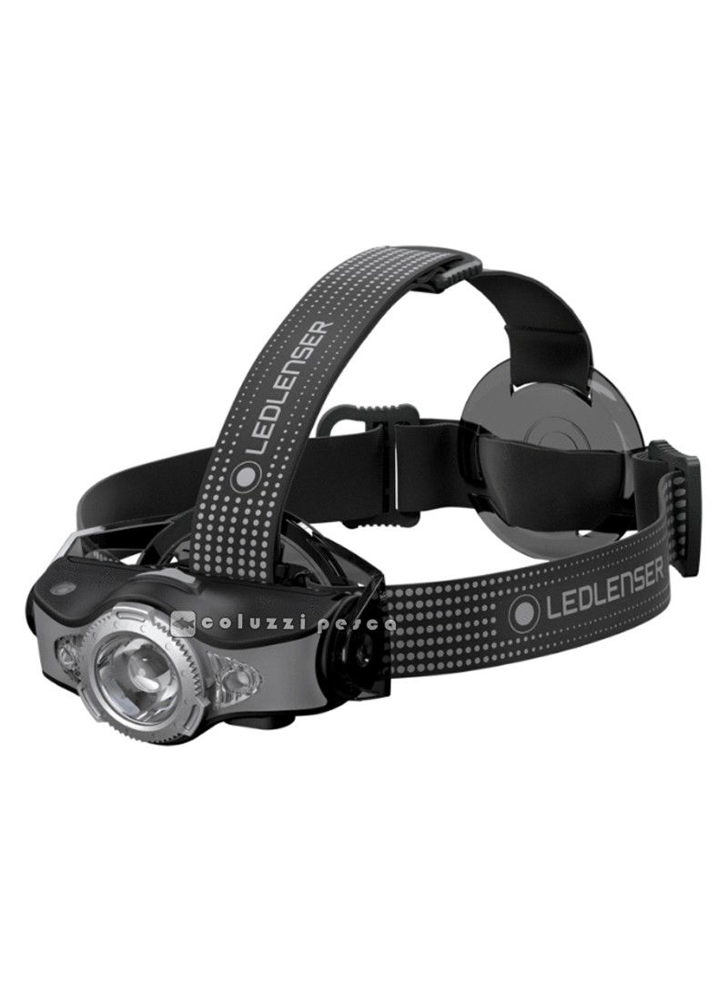 Lampada Frontale Led Lenser MH11 Bluetooth Grey