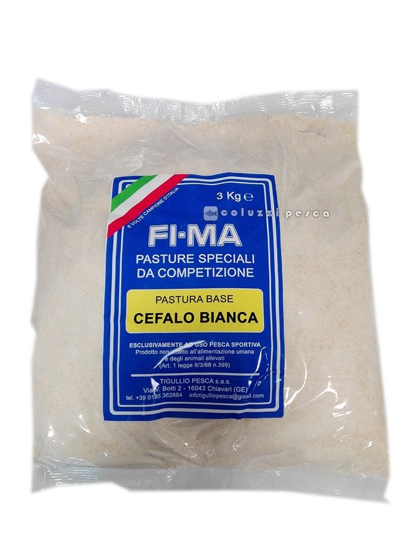 Pastura Fi-Ma Fima Base Cefalo Bianca 3 Kg
