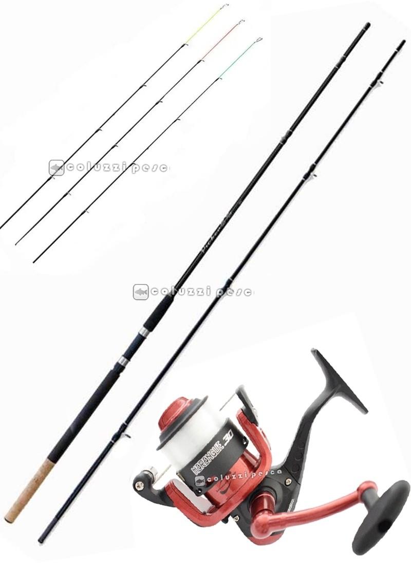 Combo Ledgering Picker 25-75 g+Merengue 4000