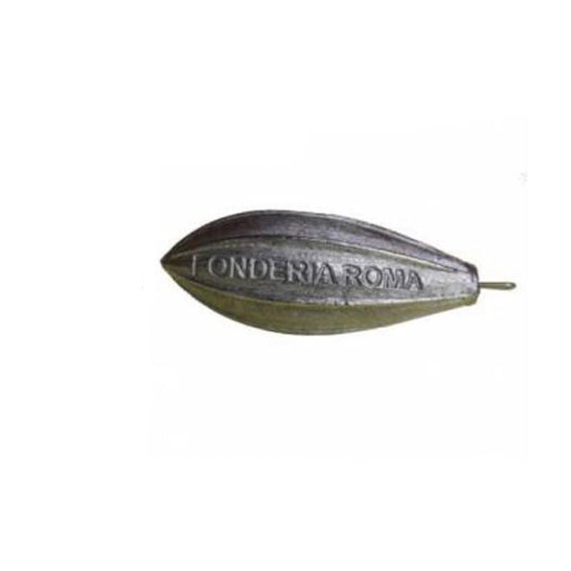 Piombo Fonderia Roma C1 Bomb Anello Inox Once
