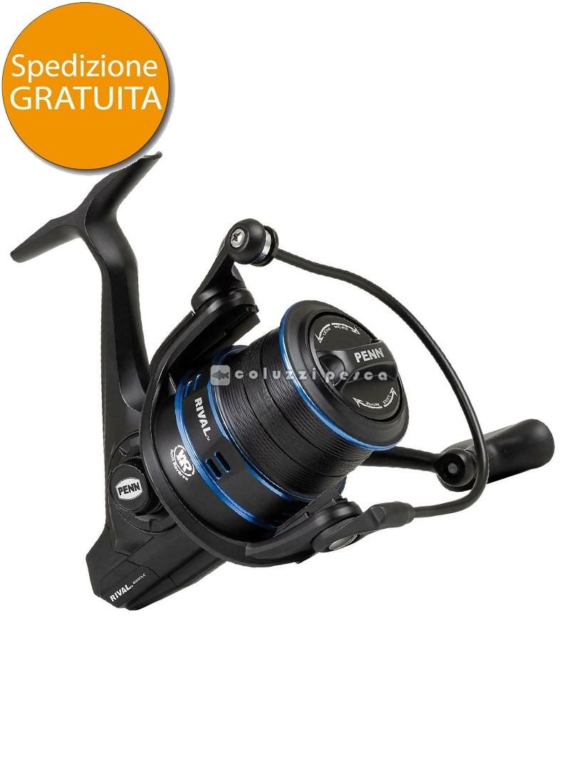Mulinello Penn Rival LC 6000 Blue