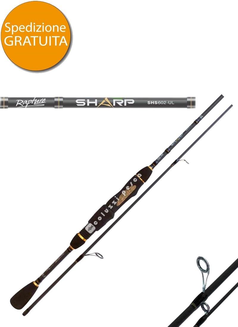 Canna Rapture Sharp Area Trout 1.95 m 5 g