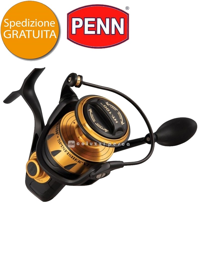 Mulinello Penn Spinfisher VI 7500