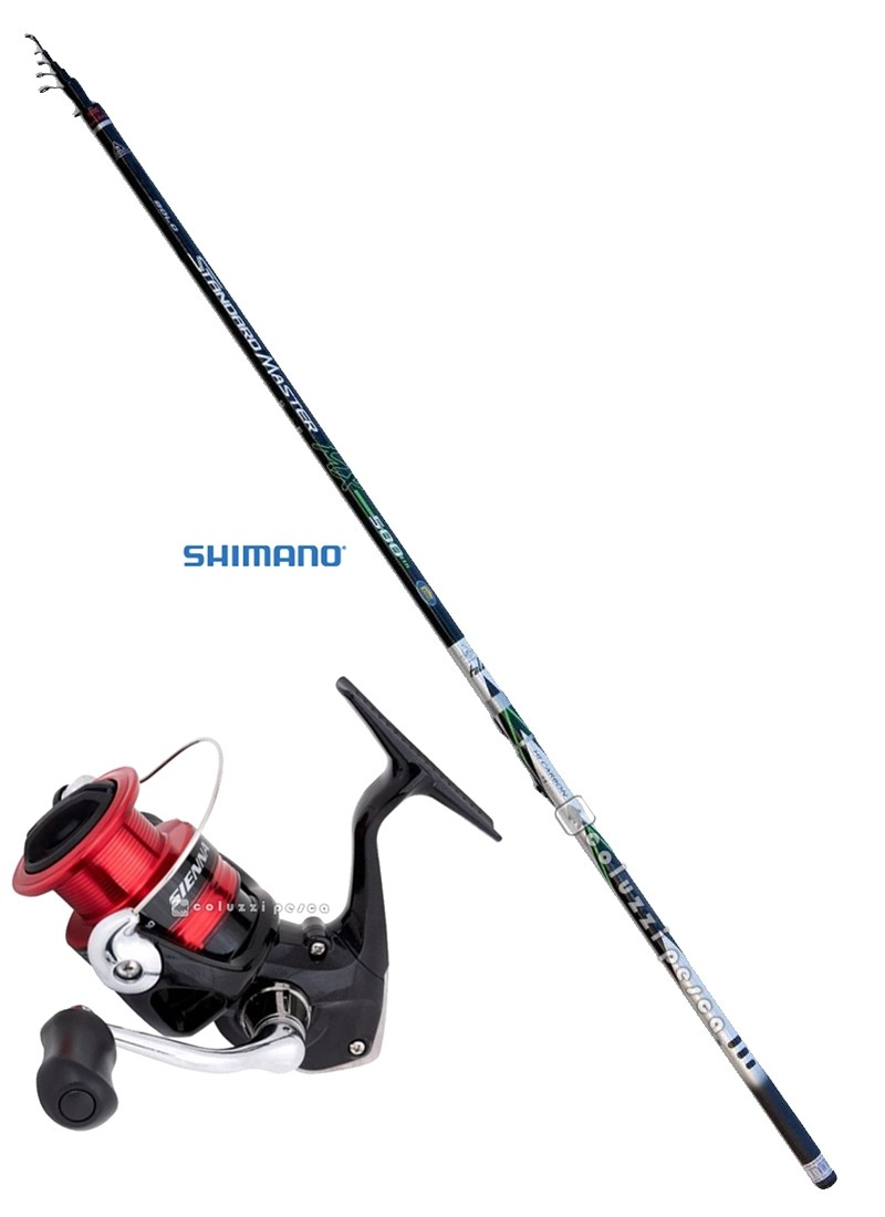 Combo Bolognese Standard Master Bolo 6 m+Sienna 2500 FG
