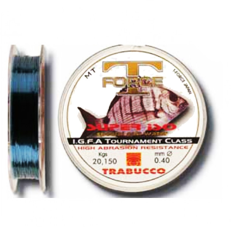 Filo Trabucco T-Force Super Iso 500 m
