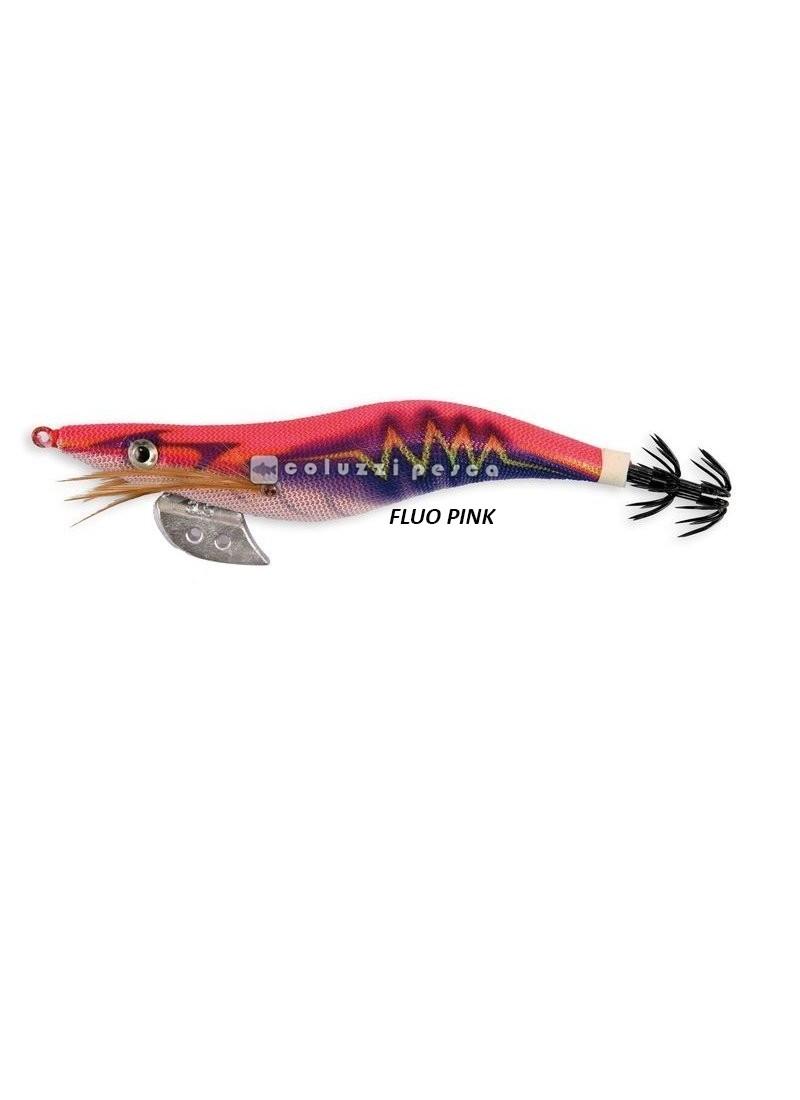 Totanara Thunder Squid Jig Fluo Pink