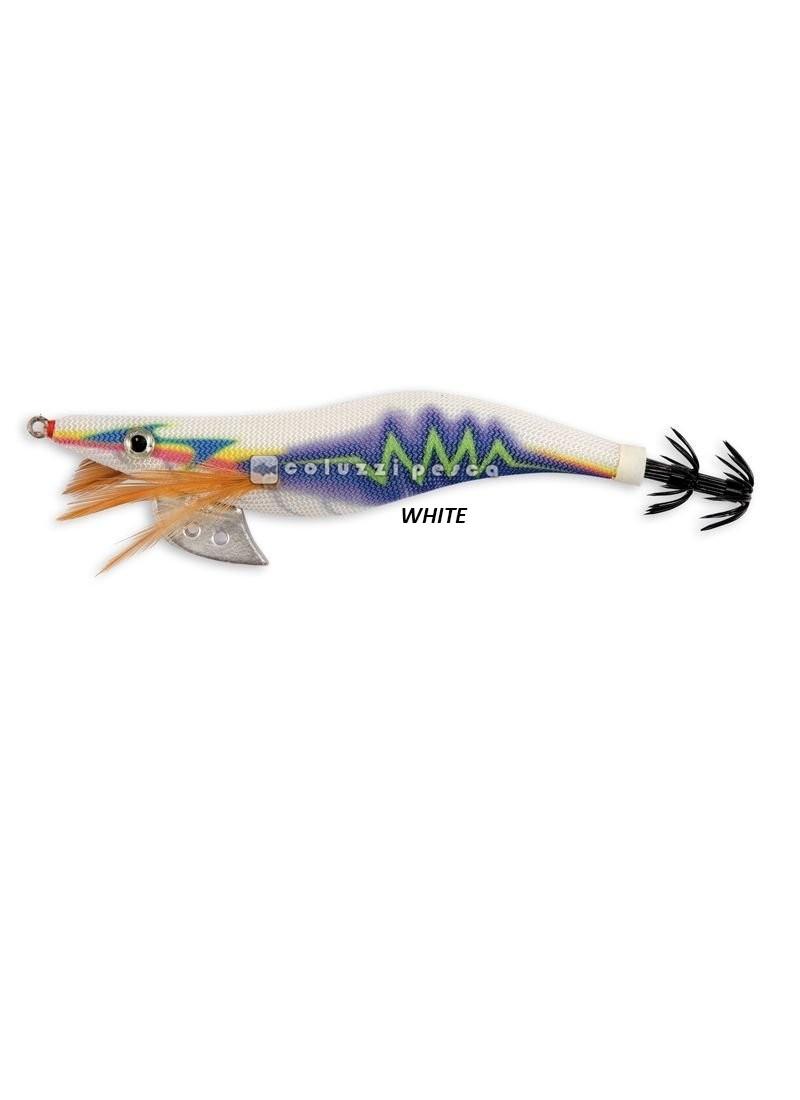 Totanara Thunder Squid Jig White