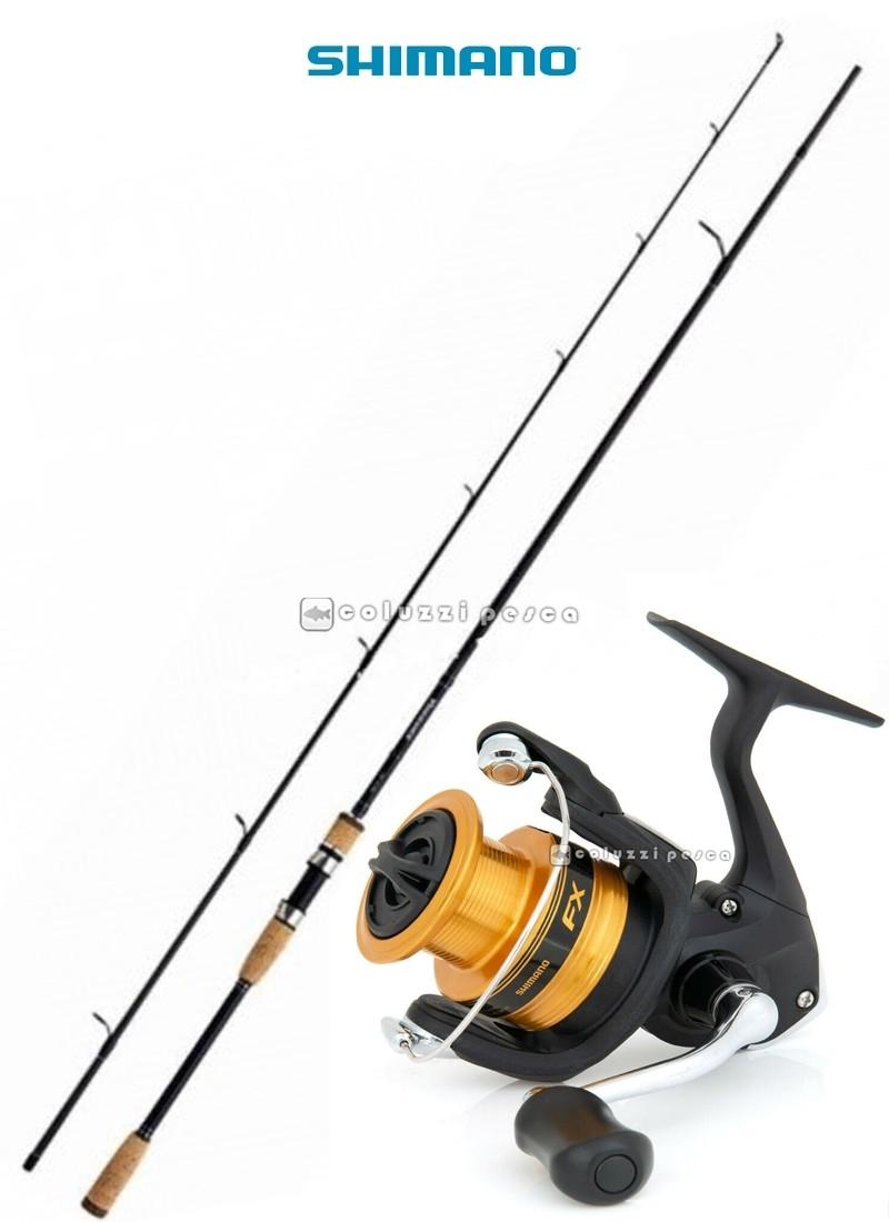 Combo Spinning Vengeance 210 g 3-15+FX 2500 FC