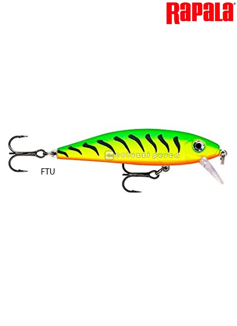 Artificiale Rapala X-Rap Countdown 7 cm FTU