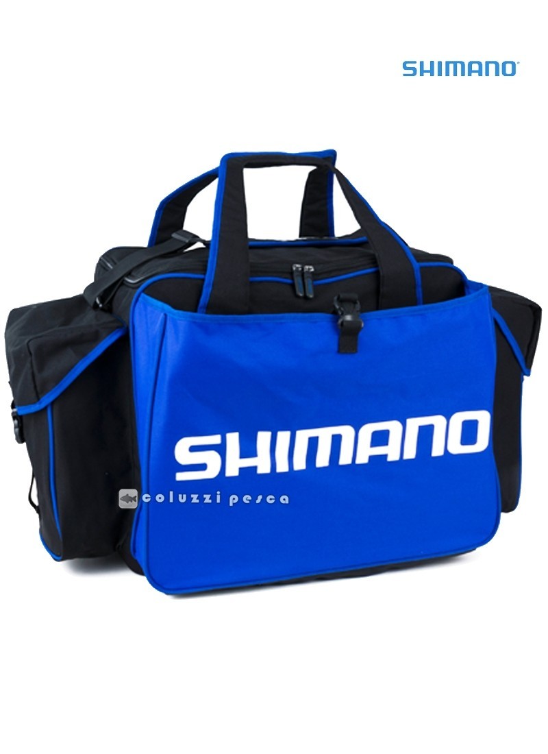 ... Borsa Shimano All Round Dura DL Carryall con Porta Nassa c31e654d723