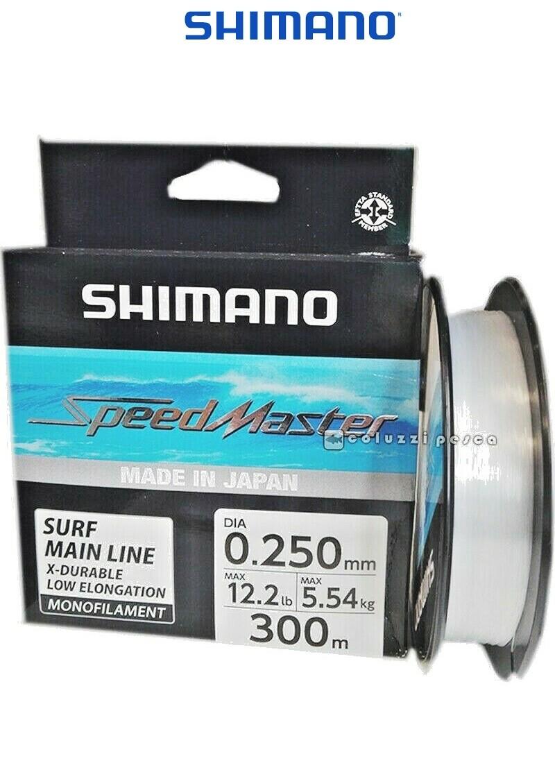 Filo Shimano Speedmaster Surf 300 m