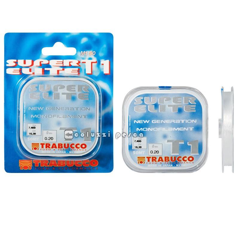Filo Trabucco Super Elite T1 Tournament 50 m