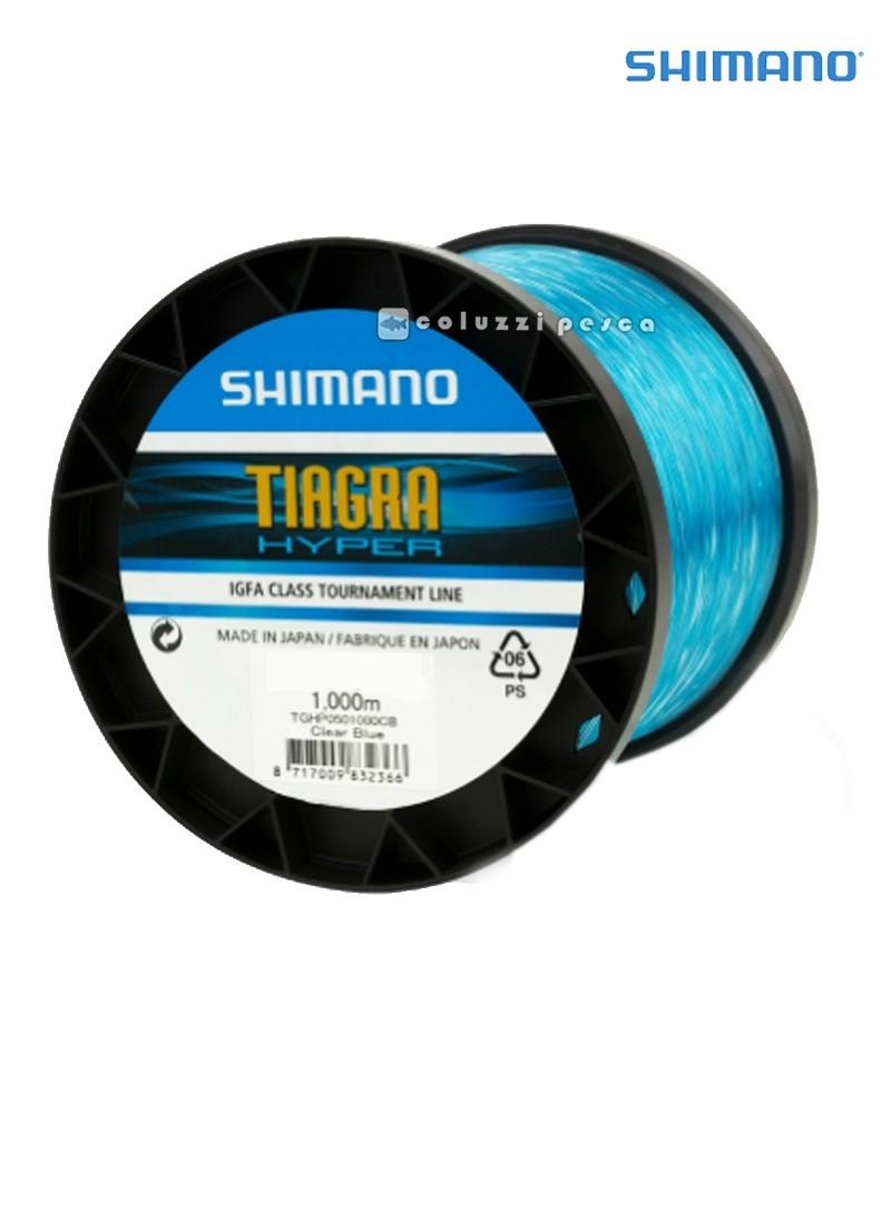 Filo Shimano Tiagra Hyper Trolling 1000 m Clear Blue