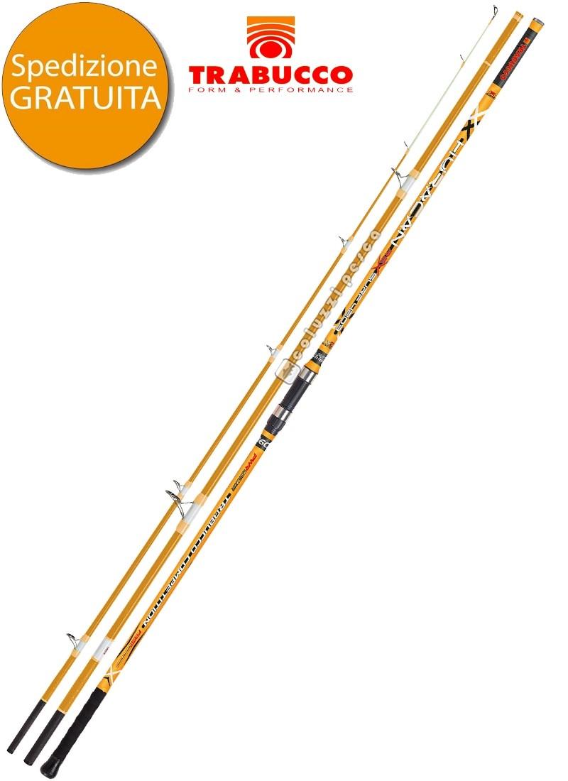 Canna Trabucco Huracan RSX Surf 420 g 160