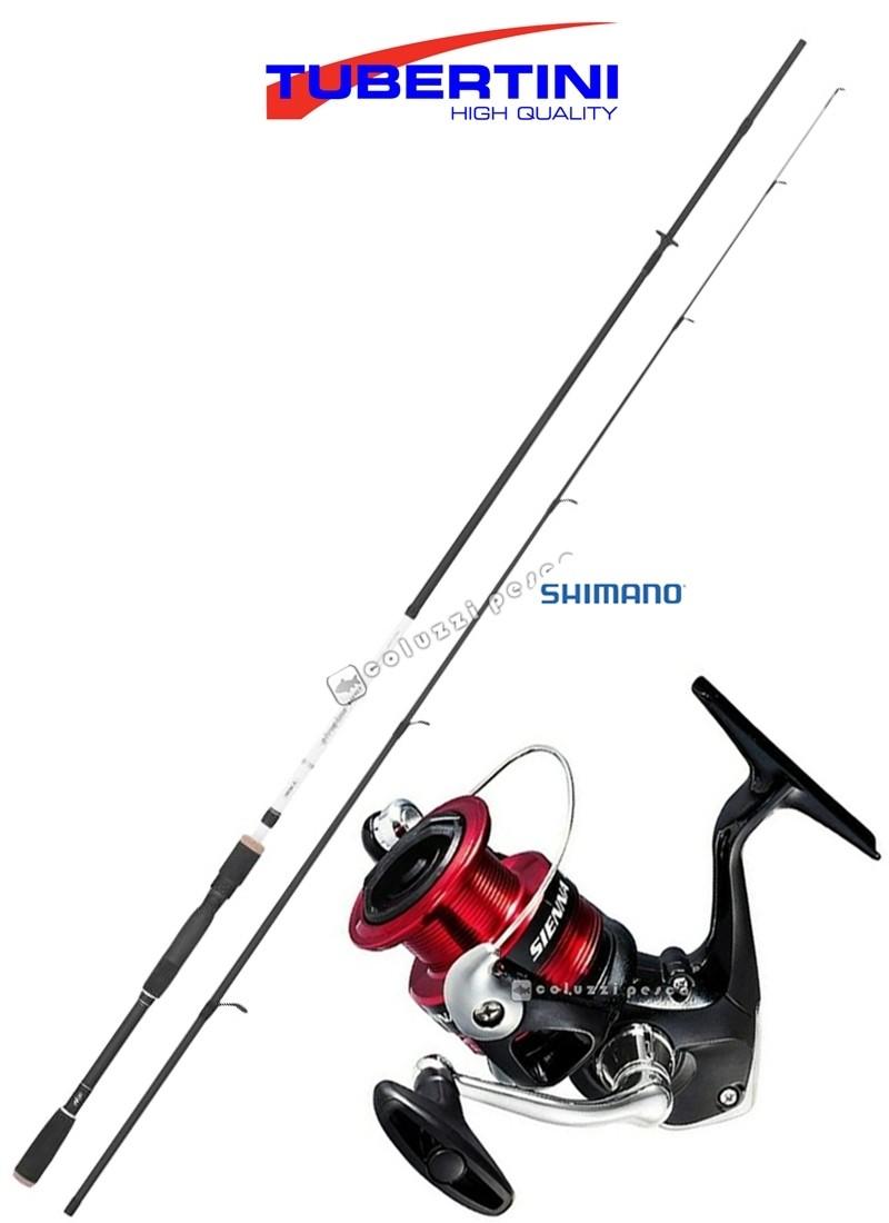 Combo Spinning Intense Pro 210 g 5-20+Sienna 4000 FG