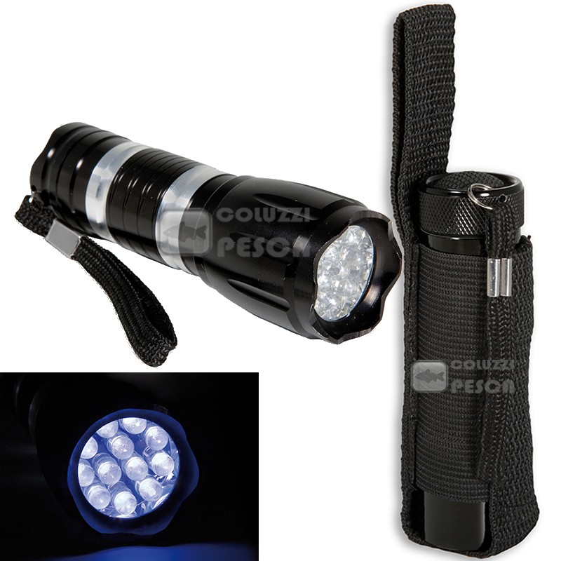 Lampada Attivatrice 12 Led UV
