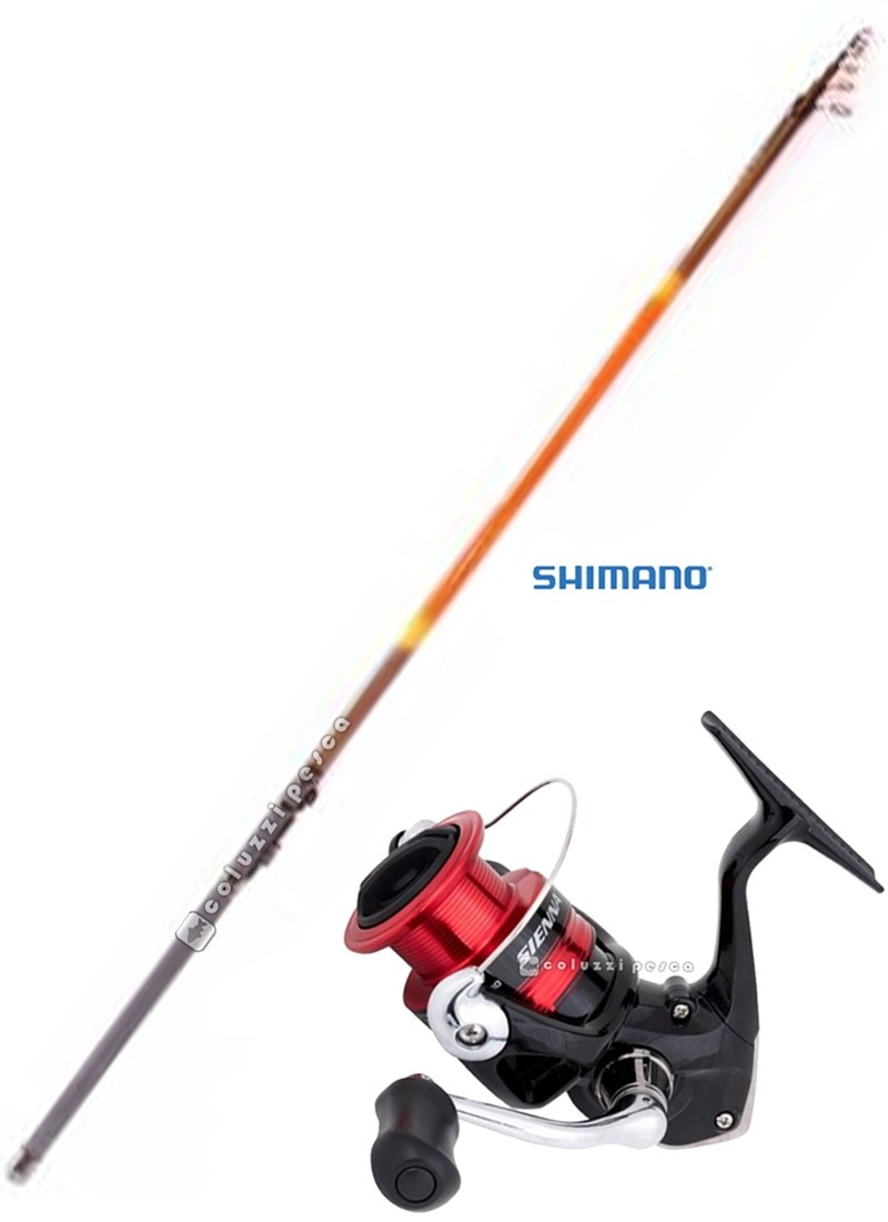 Combo Bolognese Luxury 6 m + Shimano Sienna 2500 FG