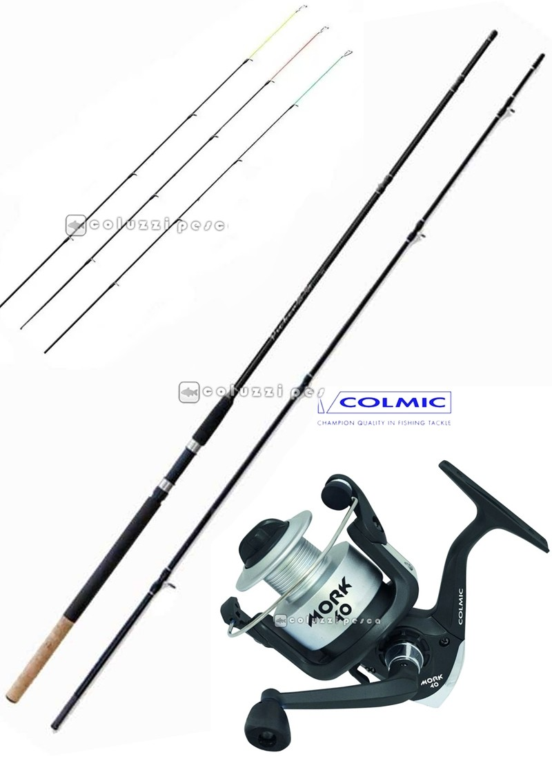 Combo Ledgering Picker 25-75 g+Colmic Mork 4000