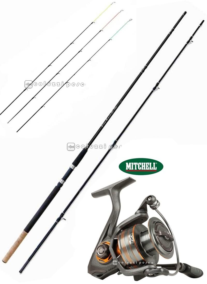 Combo Ledgering Picker 25-75 g+Mitchell MX2 FD 4000