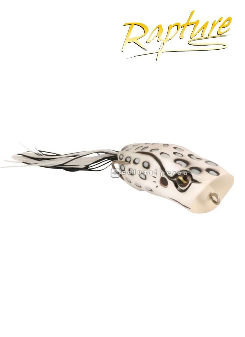 Artificiale Rapture Popper Frog 6 cm 15 g ALBINO