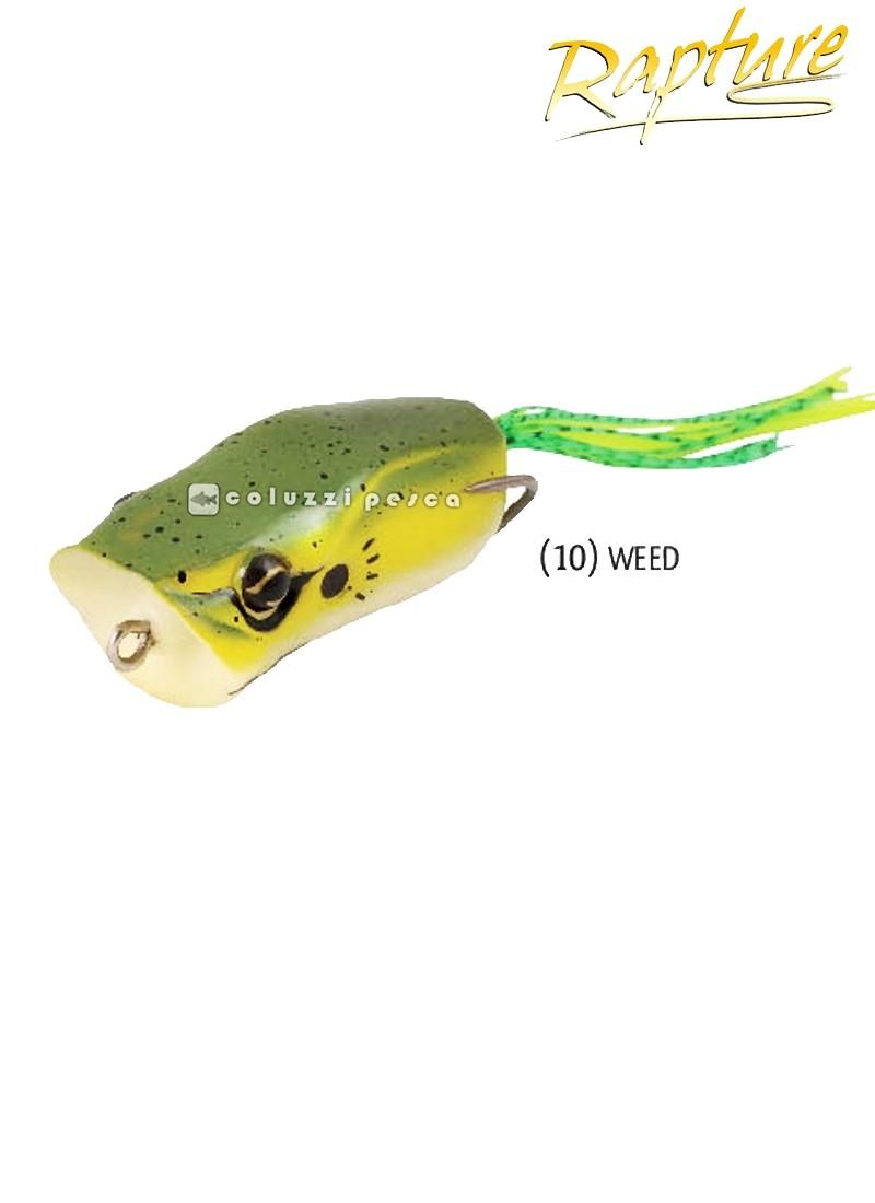 Artificiale Rapture Popper Frog 6 cm 15 g WEED