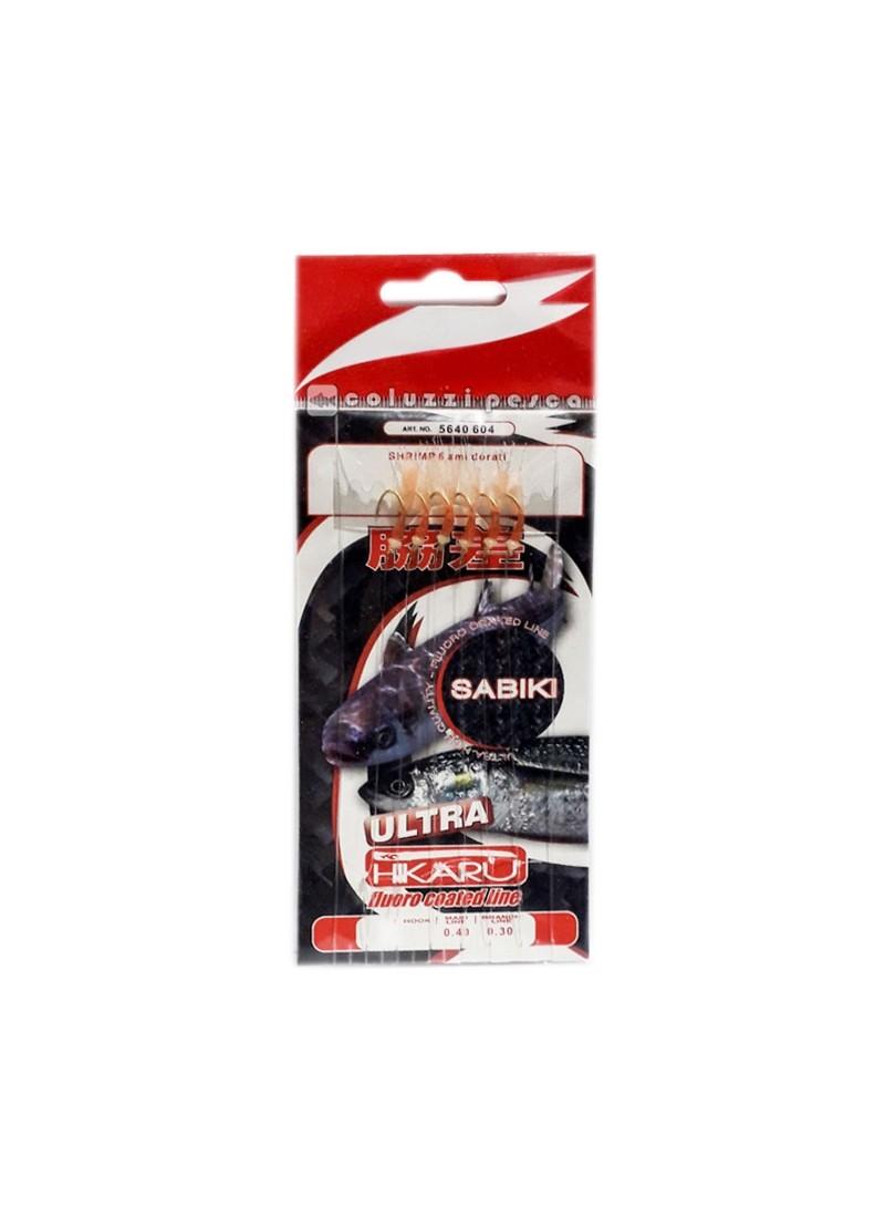 Finale Sabiki Shrimp 6 Ami Dorati
